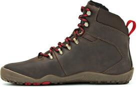 Vivobarefoot Tracker FG Leather Shoes Dame dark brown